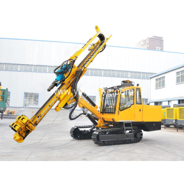 50-70m Water Air Hydraulic Crawler Type Anchoring Rig